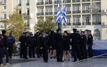 Στους δρόμους 1.600 αστυνομικοί για τις παρελάσεις της 25ης Μαρτίου
