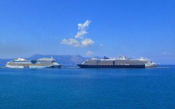 Ο καλύτερους προορισμός του κόσμου για κρουαζιέρα η Ελλάδα