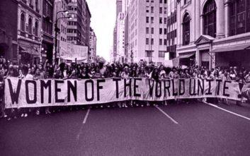 Αφιερωμένο στην παγκόσμια ημέρα γυναίκας το σημερινό doodle της Google