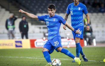 Εκτός πλάνων Αναστασιάδη ενόψει προκριματικών του Euro 2020 ο Μάνταλος