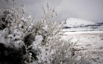 Σφοδρή κακοκαιρία σε όλη τη χώρα, χιόνια και στην Αττική
