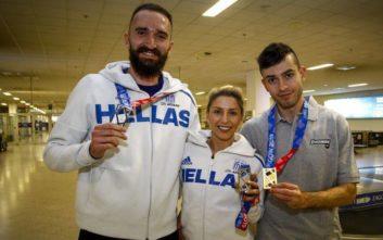 Συγχαρητήρια από τη Βουλή στους Έλληνες αθλητές που διέπρεψαν στη Γλασκώβη
