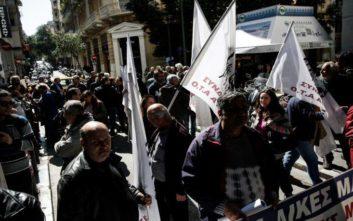 Πορεία της ΠΟΕΔΗΝ στη Θεσσαλονίκη ενόψει των εγκαινίων της ΔΕΘ