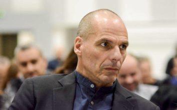 Γιάννης Βαρουφάκης: Ο κ. Τσίπρας είναι ο μόνος πρωθυπουργός στην Ιστορία που ανέτρεψε έναν λαό