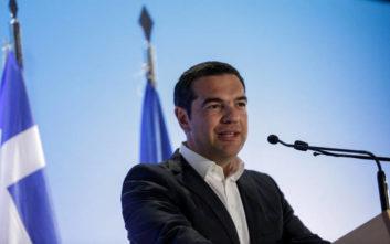 Στην Ιορδανία ο Αλέξης Τσίπρας για την Σύνοδο Ελλάδας-Κύπρου-Ιορδανίας