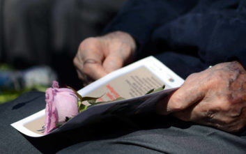 H «συγγνώμη» ενός εγγονού στρατιώτη της Βέρμαχτ σε επιζώντα του Ολοκαυτώματος στη Θεσσαλονίκη