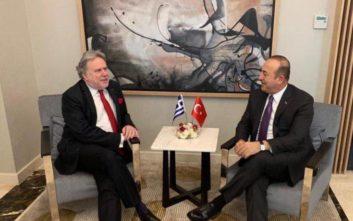 Τσαβούσογλου: Σημαντικός γείτονας η Ελλάδα, να επιδείξουμε ειλικρίνεια και να συνεχίσουμε