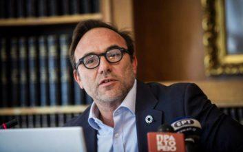 Κόκκαλης: Δε με εκφράζει η πολιτική ότι εχθρός μας είναι ο ΣΥΡΙΖΑ