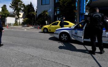 Πυροβολισμοί σε παράδρομο της λεωφόρου Βουλιαγμένης στο Ελληνικό