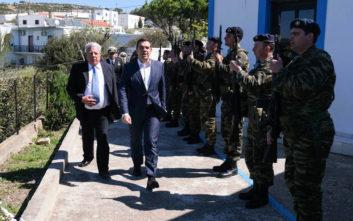 Αναμένεται αυστηρό διάβημα της Αθήνας για την παρενόχληση του ελικοπτέρου του Τσίπρα