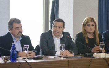 Τσίπρας: Ηγεμονικός ο ρόλος της ελληνικής επιχειρηματικότητας στην ανάπτυξη των Σκοπίων