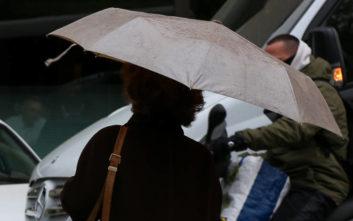 Καιρός: Βροχές την Τετάρτη στο μεγαλύτερο μέρος της χώρας και πτώση της θερμοκρασίας