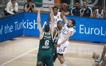 Euroleague: Το απογοητευτικό ρεκόρ του Παναθηναϊκού στα πλέι-οφ