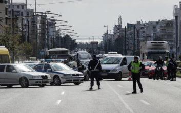Τροχαίο στη Συγγρού, μοτοσικλέτα παρέσυρε δύο πεζούς