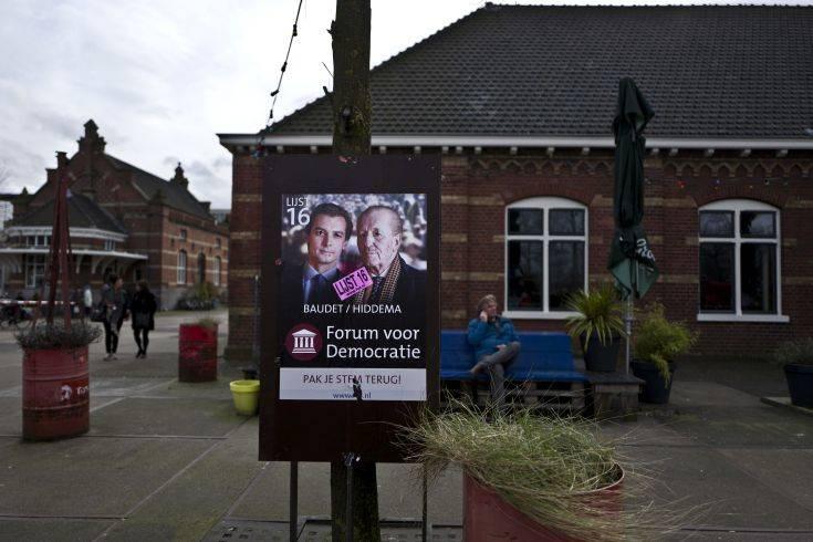 Το «κακό παιδί» της Ολλανδίας που εμφανίζεται ως σταυροφόρος της ακροδεξιάς