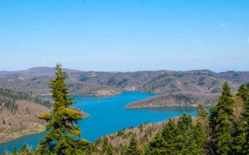 Σε ικανοποιητικά επίπεδα τα αποθέματα της Λίμνης Πλαστήρα για την τρέχουσα αρδευτική περίοδο