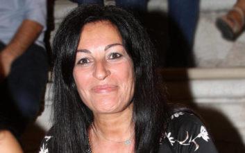 Η Μυρσίνη Λοΐζου, τα «θύματα του Ξηρού» και οι εξηγήσεις για το «γλωσσικό ατόπημα»