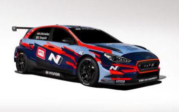 Η Hyundai Motorsport i30 N TCR Customers Team παρουσίασε τα «όπλα» της