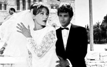 Ο γάμος του Φαίδωνα Γεωργίτση με τη Μπέτυ Αρβανίτη και ο λόγος που χώρισαν