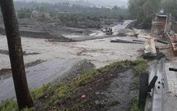 Με την πρώτη βροχή ανοίγουν οι παλιές «πληγές» στα Χανιά