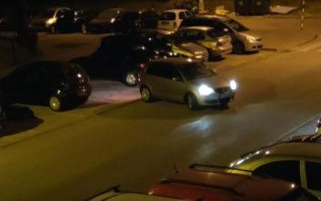 Άσος στο παρκάρισμα