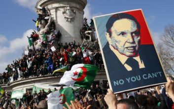 Ο πρόεδρος Μπουτεφλίκα επέστρεψε σήμερα στην Αλγερία