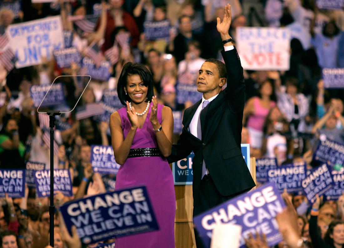 Έτσι κατάφερε η Μισέλ Ομπάμα να γίνει η γυναίκα που θαυμάζουν περισσότερο οι Αμερικανοί