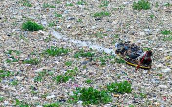 Υπερχείλισε ένας από τους πιο μολυσμένους ποταμούς στον κόσμο