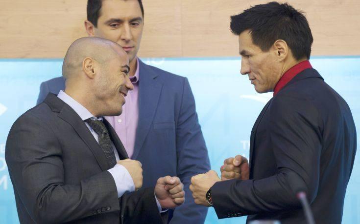 Ο Πούτιν διόρισε πρώην πρωταθλητή του kickboxing κυβερνήτη της Καλμίκια