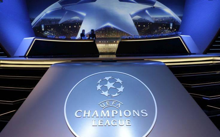 Αυτά είναι τα ζευγάρια των προημιτελικών του Champions League