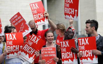 Τι γίνεται όταν μία χώρα δημοσιοποιεί ανοιχτά τα φορολογικά στοιχεία των πολιτών