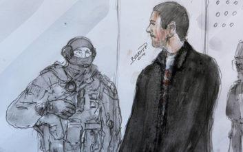 Ισόβια για τον δράστη της επίθεσης στο Εβραϊκό Μουσείο των Βρυξελλών