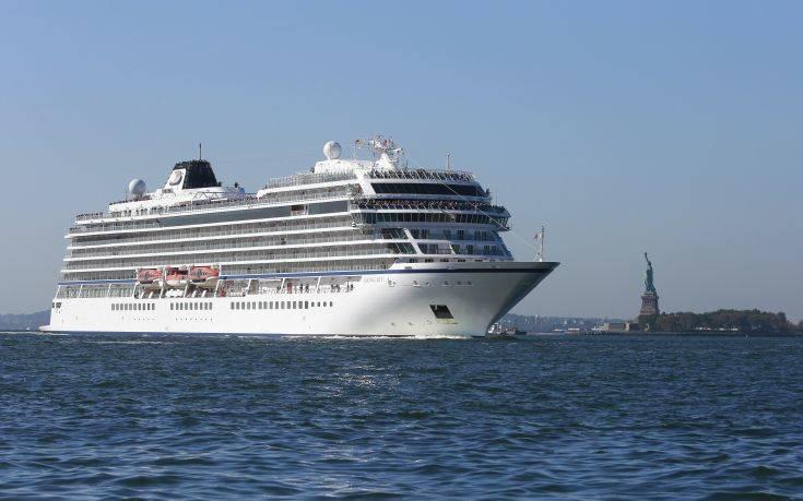 Μεγάλη επιχείρηση εκκένωσης κρουαζιερόπλοιου με 1.300 επιβάτες στη Νορβηγία