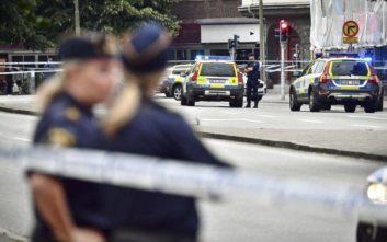Τουλάχιστον πέντε τραυματίες στην έκρηξη στη Στοκχόλμη