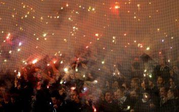 Τρόμος στις ιταλικές Αρχές για την παρουσία 13.500 οπαδών της Άιντραχτ στο Μιλάνο