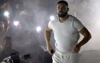 Ο Drake αφαίρεσε τραγούδι με τον Μάικλ Τζάκσον από την ευρωπαϊκή περιοδεία του