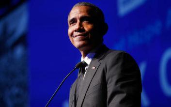 Ο πάντα χαλαρός Μπαράκ Ομπάμα εξηγεί πώς καταφέρνει να παραμένει ατάραχος