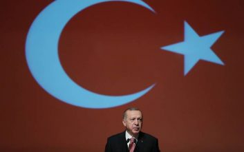 Ερντογάν: Εξουδετερώσαμε περισσότερους από 400 τρομοκράτες τα τελευταία 2,5 χρόνια