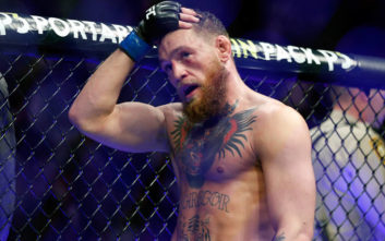 Αποσύρεται από το MMA ο Κόνορ ΜακΓκρέγκορ