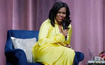 Το απίστευτο ρεκόρ που σπάει η αυτοβιογραφία της Μισέλ Ομπάμα