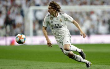 Ο Λούκα Μόντριτς έφτασε τις 200 νίκες με την Ρεάλ Μαδρίτης