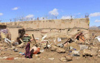 Φονικές πλημμύρες στο Αφγανιστάν, τουλάχιστον 17 νεκροί