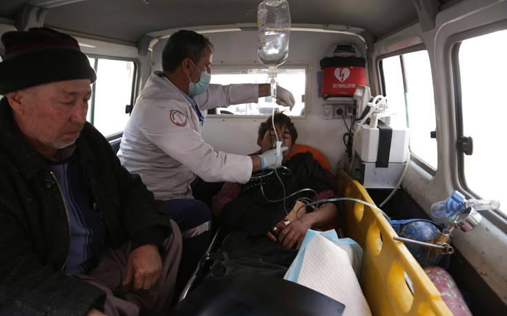Μακελειό με επτά νεκρούς στην Καμπούλ