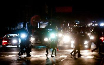 Βυθίστηκε στο σκοτάδι όλη τη νύχτα η Βενεζουέλα