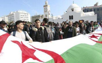Ο πρόεδρος της Αλγερίας δεν θα πάει και για πέμπτη θητεία