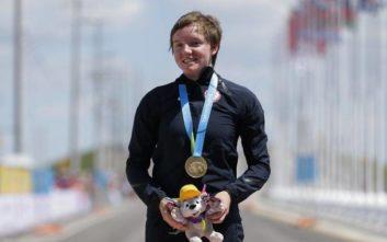 Αυτοκτόνησε 23χρονη ολυμπιονίκης της ποδηλασίας