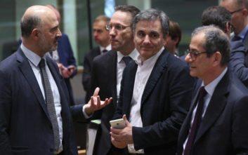 «Όχι» του Eurogroup για την εκταμίευση του 1 δισ. ευρώ της Ελλάδας