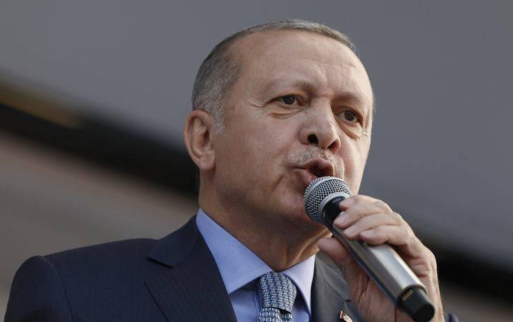Προκλητική δήλωση Ερντογάν για μετονομασία της Αγίας Σοφίας σε τέμενος