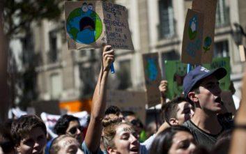 «Αν το κλίμα ήταν τράπεζα, η κυβέρνηση θα το είχε ήδη σώσει»