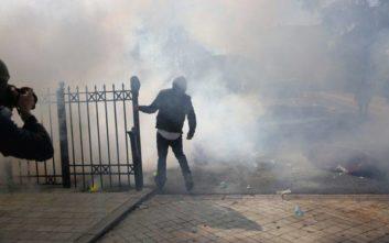 Αυξάνεται η ένταση στην Αλβανία στις αντικυβερνητικές διαδηλώσεις